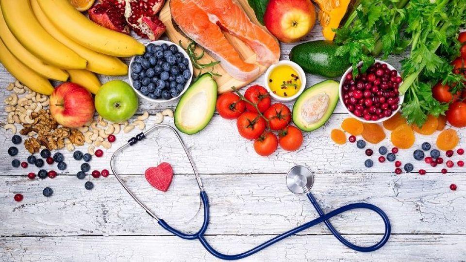 سکته قلبی و رژیم غذایی